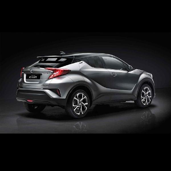 Toyota Siap Hadirkan C-HR dan New Voxy di GIIAS 2017