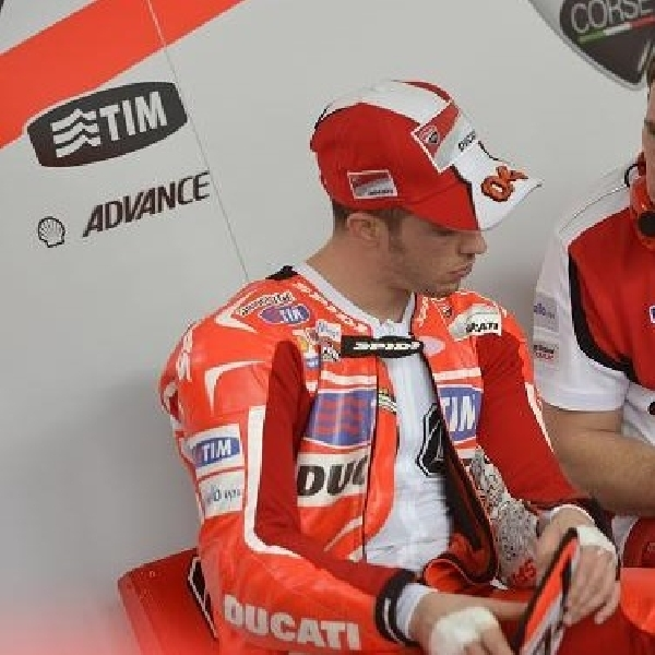 MotoGP: Dovizioso Ganti Kepala Mekanik