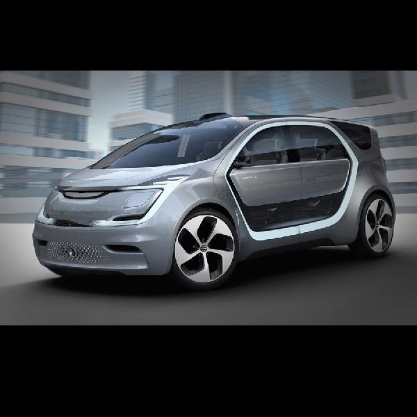 Chrysler Portal Konsep Otonom Usung Tema Millennial Lifestyle