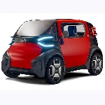 Citroen Beri Solusi Mobilitas Dengan Ami One