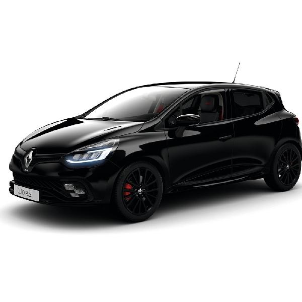 Renault Pertajam Kemampuan Clio Dengan Black Edition