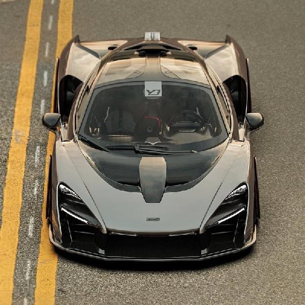 Yazid Design Tawarkan McLaren Senna yang Lebih Cantik Tanpa Rear Wing