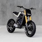 Concept-E Motorcycle Hadirkan Tampilan Minimalis, Scrambler Elektrik yang Elegan