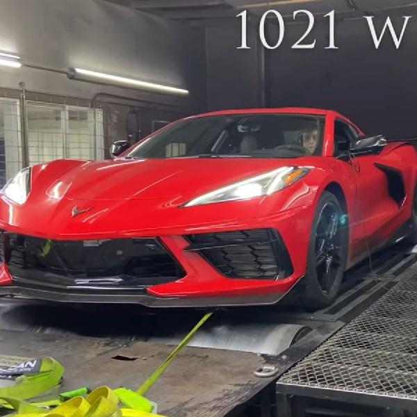 Pakai Twin-Turbo Corvette C8 Capai 232 km Perjam Kurang dari 10 Detik