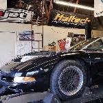 Corvette Z06 Swap Engine Rotary Punya Mazda RX-7 Kena 550 hp