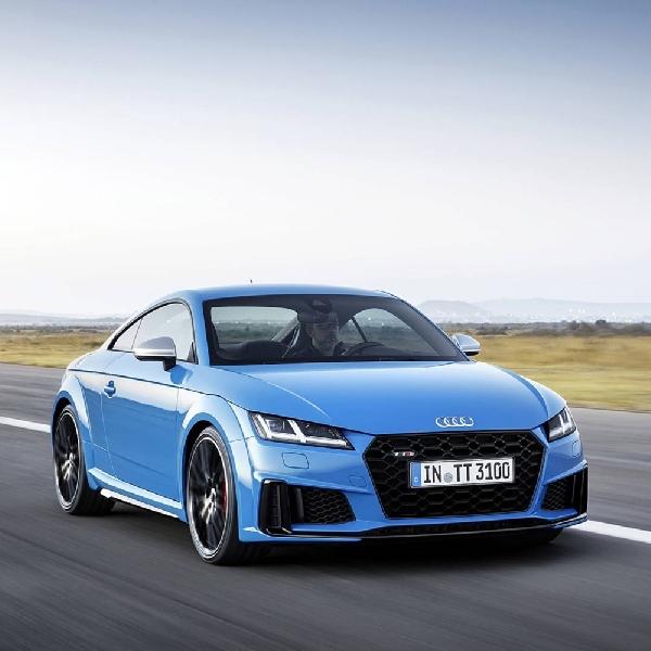 Perubahan Audi TT Facelift Lebih Berfokus pada Sektor Teknis