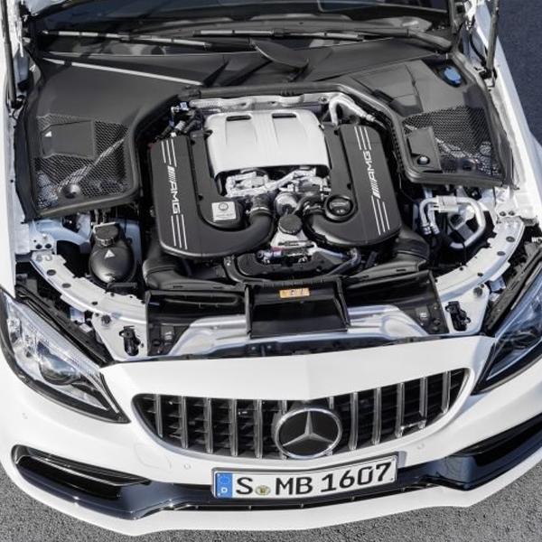 Mercedes-AMG Bakal Pakai Mesin Ramah Lingkungan