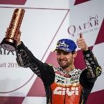 MotoGP: Podium Qatar Jadi Hadiah Bagi Cal Crutchlow Pasca Cedera