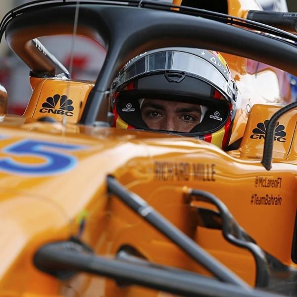 F1: Debut Bersama McLaren, Carlos Sainz: Saya Alami Nasib Buruk
