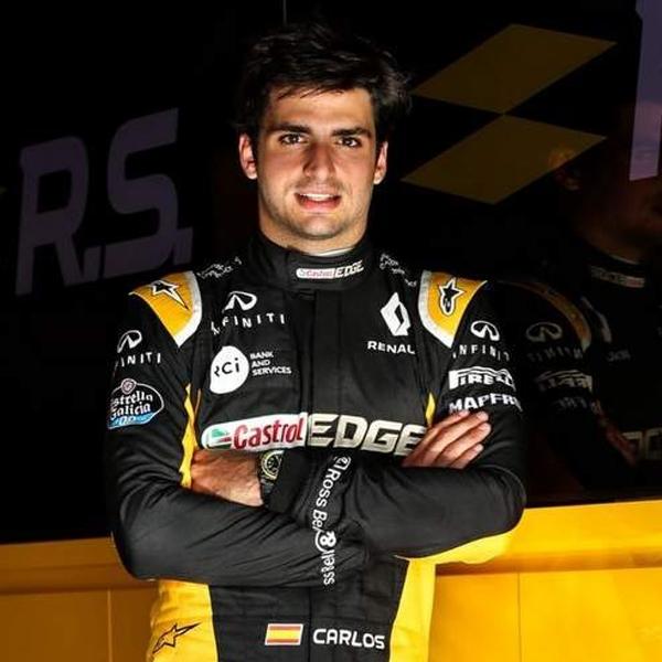 F1: Carlos Sainz Puas dengan Performa Mesin Renault