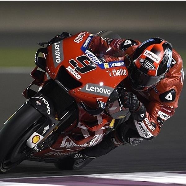 MotoGP: Danilo Petrucci Siap Berikan Kejutan di Qatar