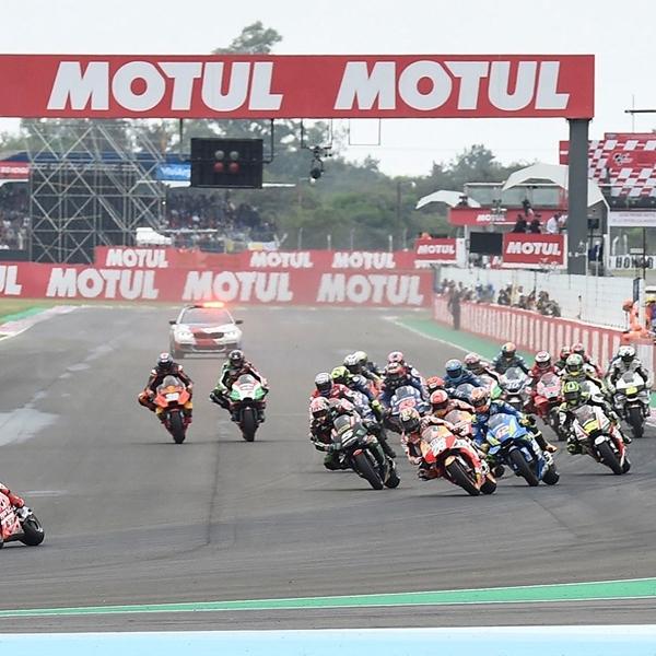Indonesia Resmi Jadi Tuan Rumah Balap MotoGP