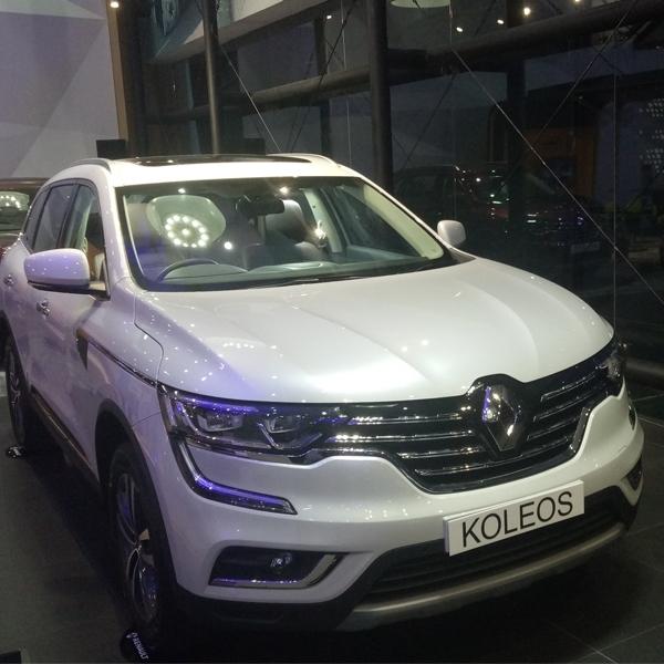 Strategi Renault untuk Meningkatkan Pamor Koleos