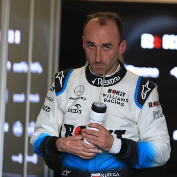 F1: Kesenangan Robert Kubica Pasca Kembali ke F1