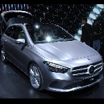 Mercedes-Benz B-Class Terbaru Bakal Segera Mendarat di Indonesia