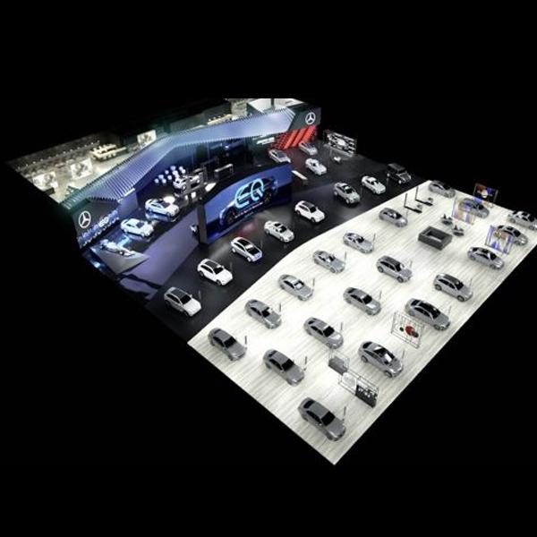 Mercedes-Benz Siap Pamerkan Mobil Baru dan Konsep di Geneva Motor Show