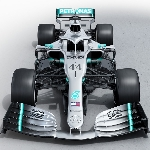 Mercedes Resmikan Mobil Baru untuk Formula 1 2019