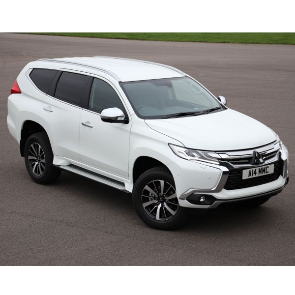 Mitsubishi Hadirkan Pajero Sport Berkonfigurasi Dua Bangku