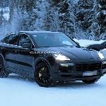 Inikah Wujud Asli dari Porsche Cayenne Coupe?