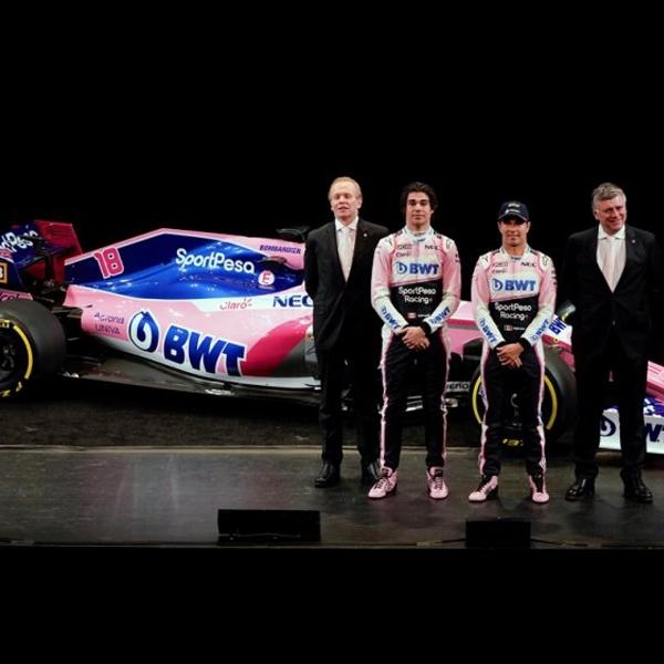 F1: Keseriusan Racing Point Ubah Image Jadi Tim Premium