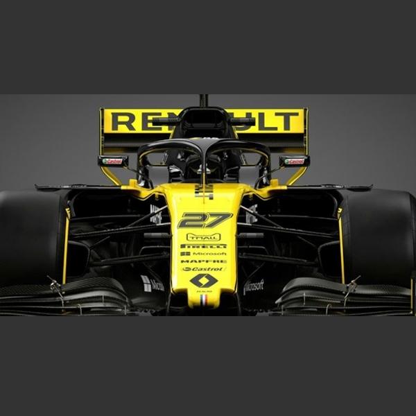 F1: Giliran Renault Luncurkan Mobil untuk Formula 1 2019