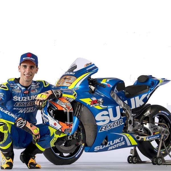MotoGP: Alex Rins Puas Dengan Peningkatan yang Dilakukan Suzuki