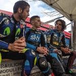 MotoGP: Valentino Rossi Senang dan Khawatir dengan Performa Muridnya