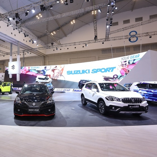 Suzuki Pastikan Pamer Mobil Baru di Semester Satu 2019