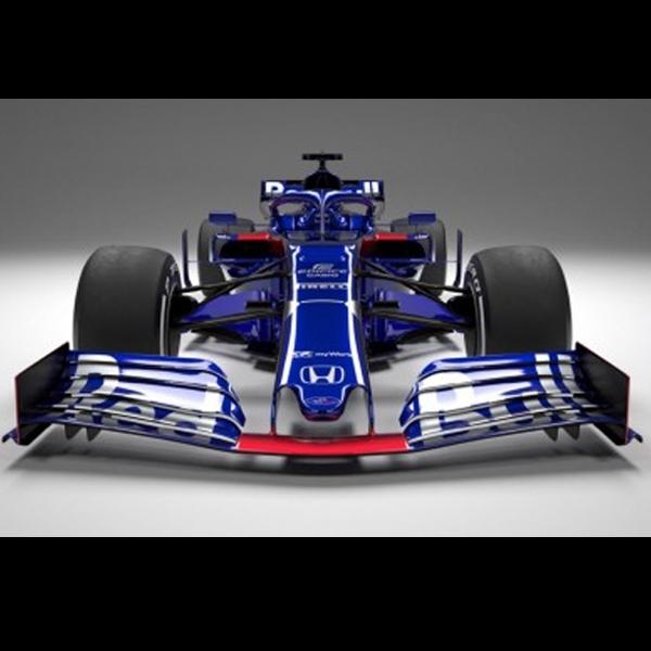 Toro Rosso Rilis Mobil STR14 untuk Arungi F1 2019