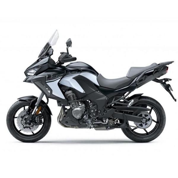 Kawasaki Versys 1000 Resmi Mendarat di Eropa