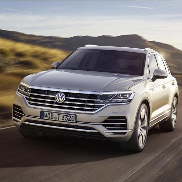 VW Touareg Terkencang Siap Jalani Debut di Swiss