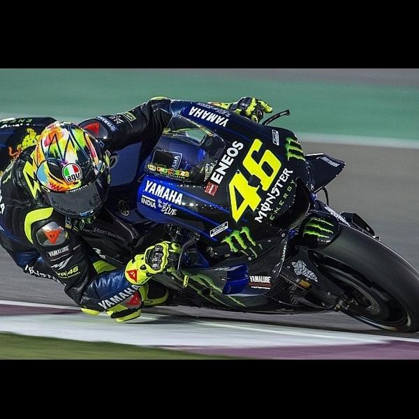 MotoGP: Yamaha Tak Khawatir dengan Hasil Uji Coba Valentino Rossi