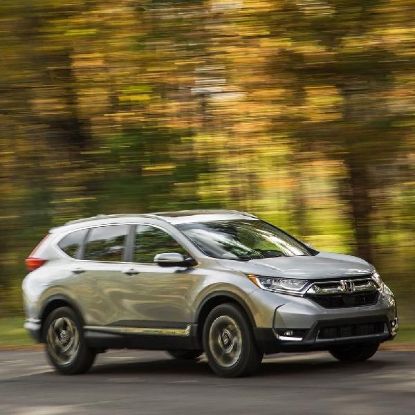 Honda Berencana Lahirkan CR-V Hybrid