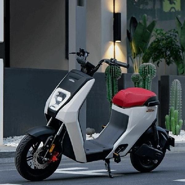 Honda U-BE: Electric Scooter Terjangkau, dengan Harga yang Lebih Murah dari Iphone