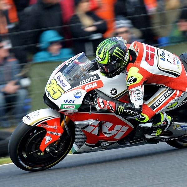 MotoGP: Crutchlow Masih Senang di LCR Honda