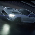 Mercedes-AMG GT Black Series Tampil di YouTube, Gunakan Aero Kit Agresif