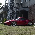 Porsche Karma CRK, Modifan Anak Bangsa Yang Mendunia
