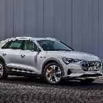 Audi e-tron 50 quattro Baru dengan Baterai Lebih Kecil