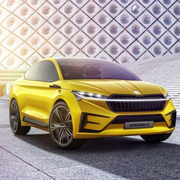 Kenalkan Mobil Listrik Terbaru dari Skoda