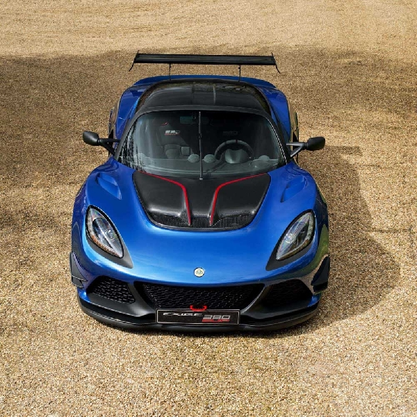 Modifikasi: Lotus The Exige Cup 380 Dapat Sentuhan Ringan