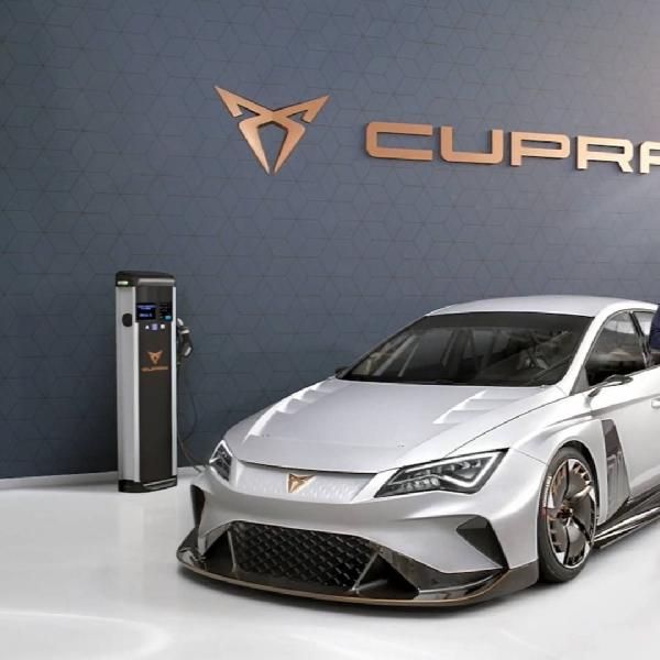 Cupra e-Racer, Mobil Balap Listrik dengan Tenaga 670 Hp