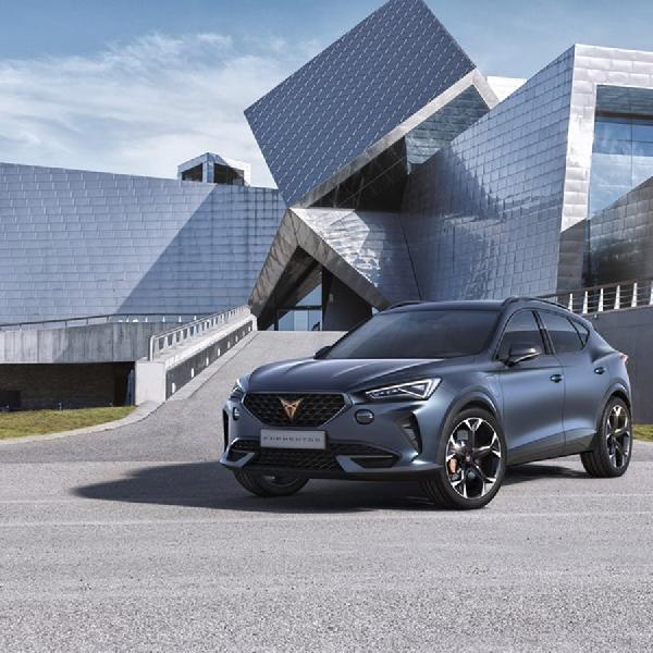 Cupra Formentor, SUV Hybrid Sporty Siap Melenggang di Geneva