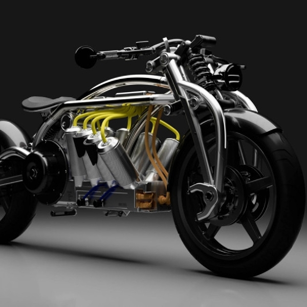 Zeus V8 Curtiss Sudah Diproduksi, Dipasarkan di 2020