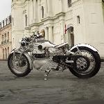 Curtiss Motorcycle, Lambang Perpaduan Elektrifikasi dengan Kemewahan