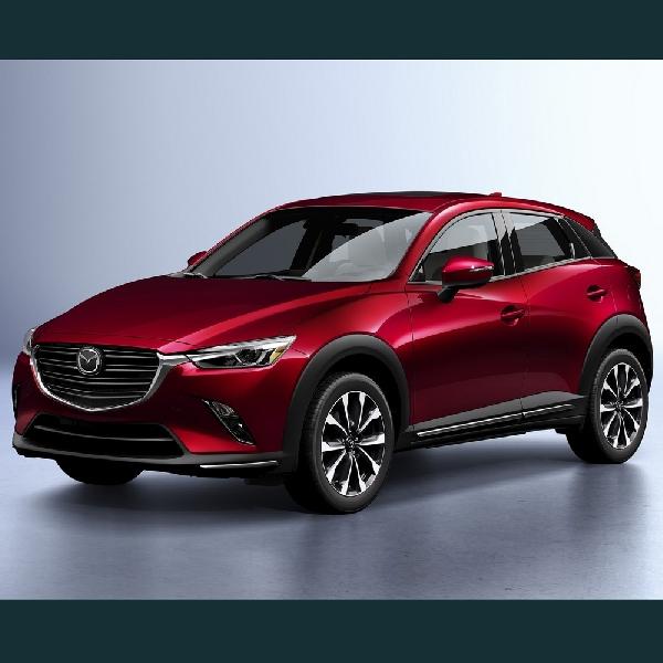 Mazda Lebih Mengedepankan Teknologi Untuk CX-3 Facelift