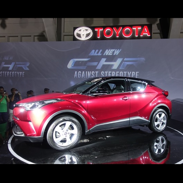 First Impression Toyota All New C-HR