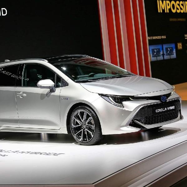 Toyota Tambah Investasi di Indonesia Untuk Mobil Listrik