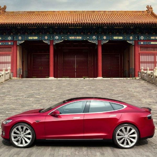 Tesla Segera Bangun Pabrik Sendiri di China