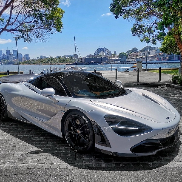 Ini Dia Tuning McLaren 720S Ala DMC
