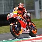 Marquez Alami Crash di MotoGP Valencia 2018